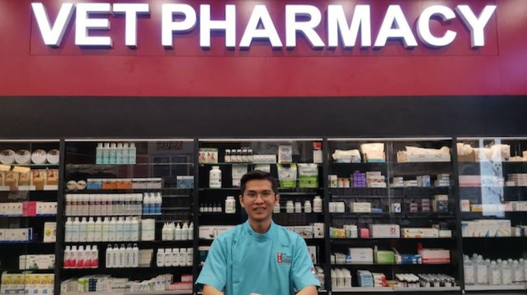 malaysia's first-ever pet pharmacy opens in johor