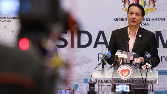 DG Hisham's Press Conference Will Cease To Be A Daily Affair Starting This Week!