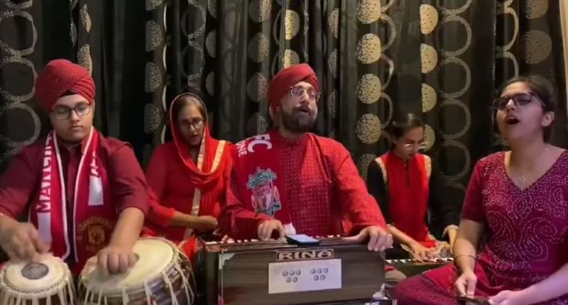 """this malaysian family goes """"semi-classical"""" to celebrate liverpool's victory!"""