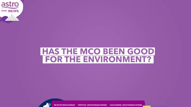 Has The MCO Been Good To The Environment?
