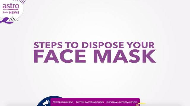 How To Dispose Your Face Mask After Using It?
