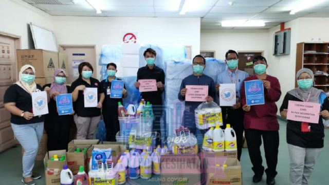 Malaysians Are Fighting Against This Pandemic, Together!