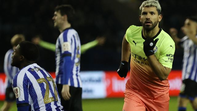 FA Cup 5th round : Sheffield Wednesday 0-1 Manchester City