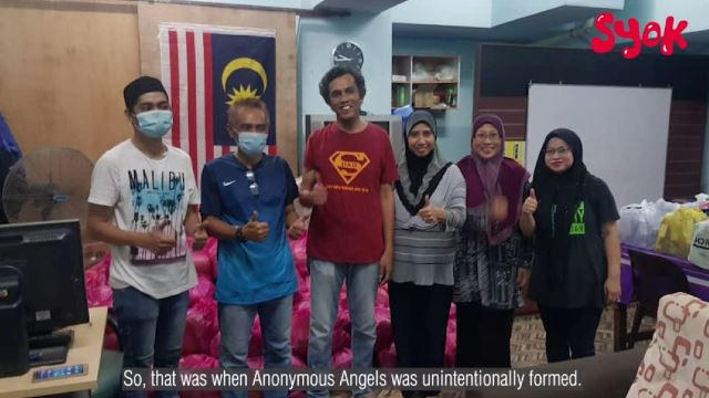 Thank You, Heroes: Anonymous Angels