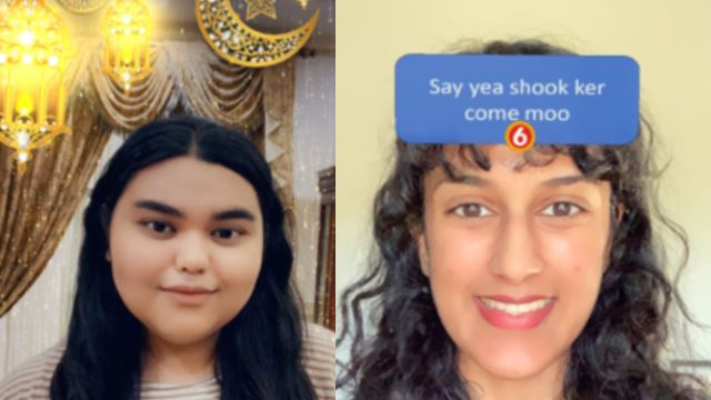 Celebrate Hari Raya Social Distancing Style With Snapchat
