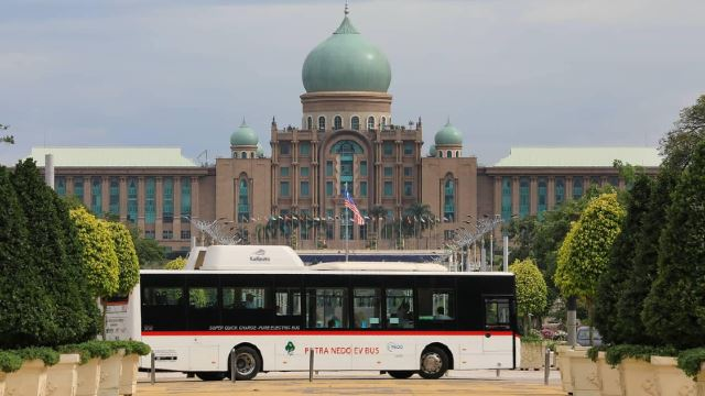 Free Buses For Those Living In Putrajaya From November!