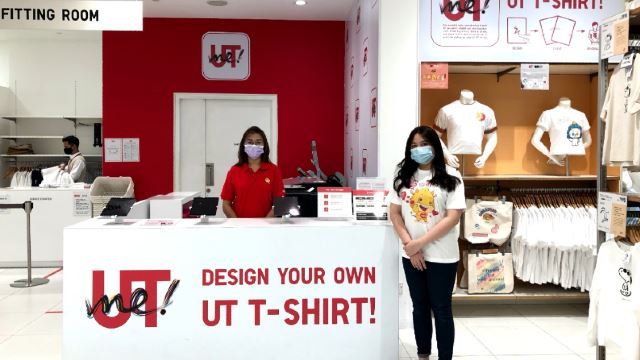 Astro Partners With Uniqlo For Limited-Edition CNY T-Shirts!