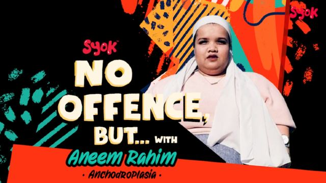 No Offence, But… (with Aneem Rahim)