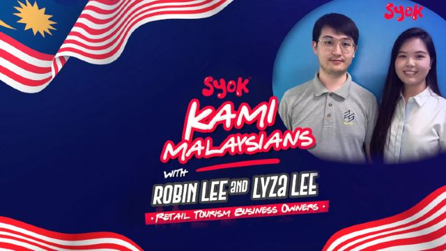 #KamiMalaysians: Robin Lee and Lyza Lee