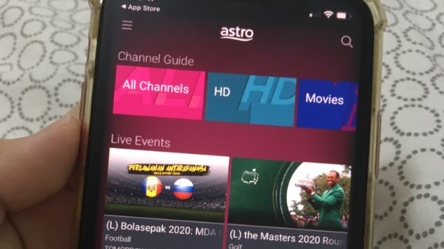 Now You Can Watch Astro GO Anytime Thanks To This New Download Feature!