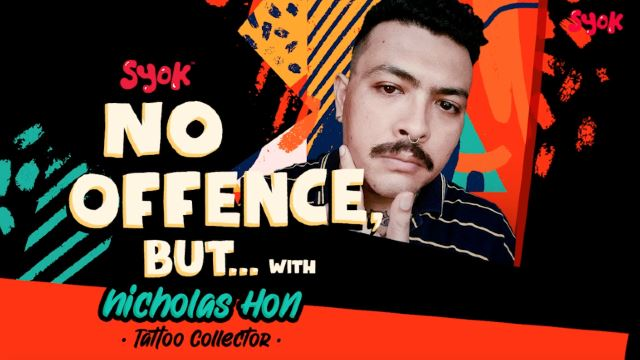 No Offence, But… (with Nic Hon)