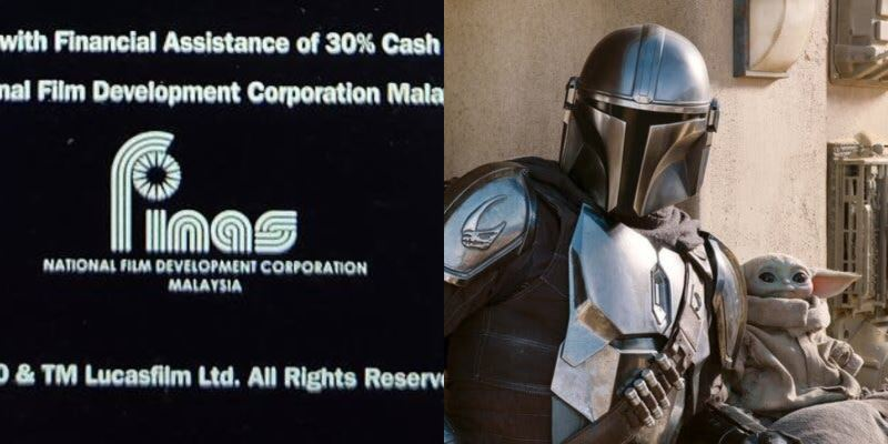 did you know that a malaysian studio was involved in an episode of the mandalorian?