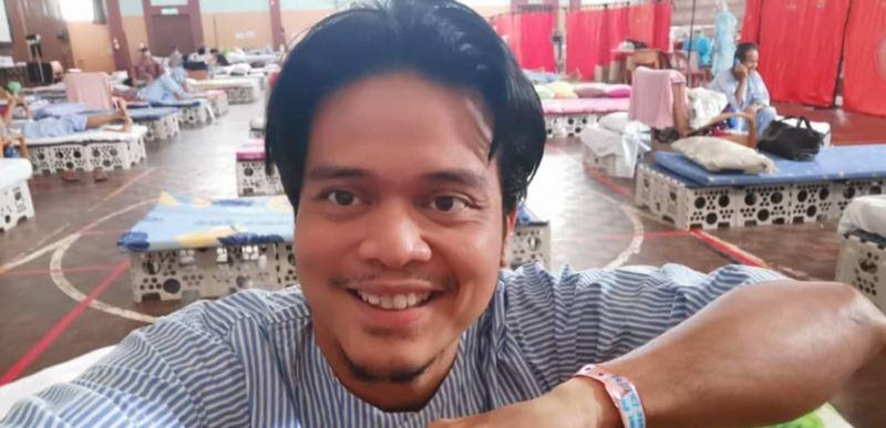 covid-19 positive sabah teacher continues online classes for spm students