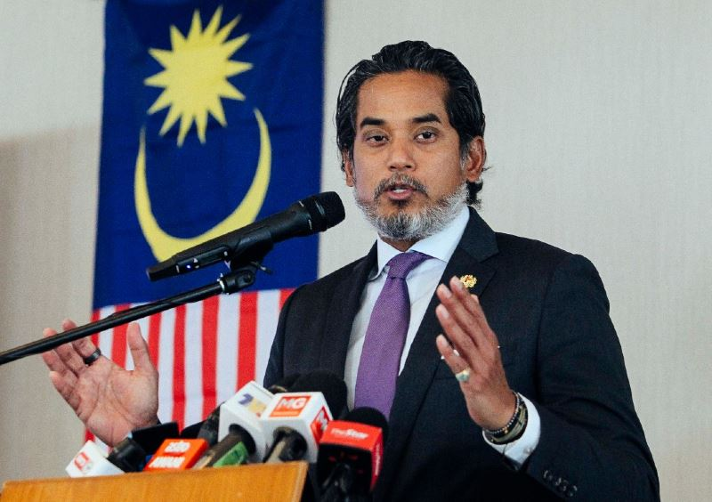 malaysians have been urged to trust the covid-19 vaccines