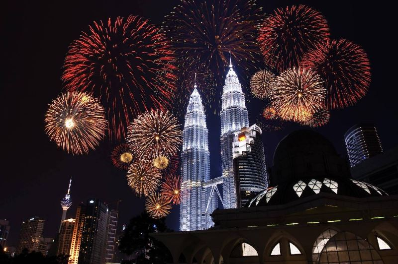 new year's eve fireworks around klang valley cancelled!