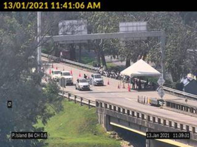 here's a list of roadblocks set up so far during mco 2.0