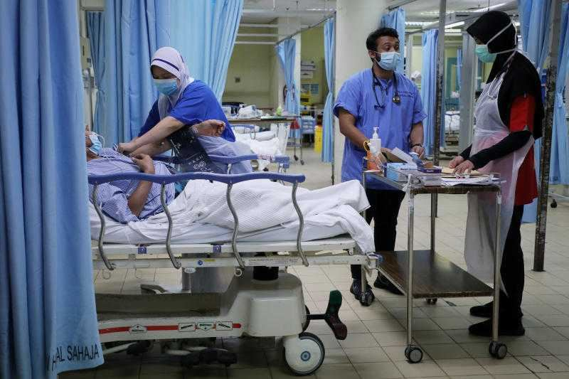 moh increases capacity to handle covid-19 cases in the klang valley