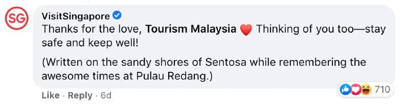 tourism malaysia wants singaporean to 'take a singapoliday'