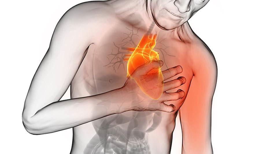 we're not joking! a broken heart can actually kill you