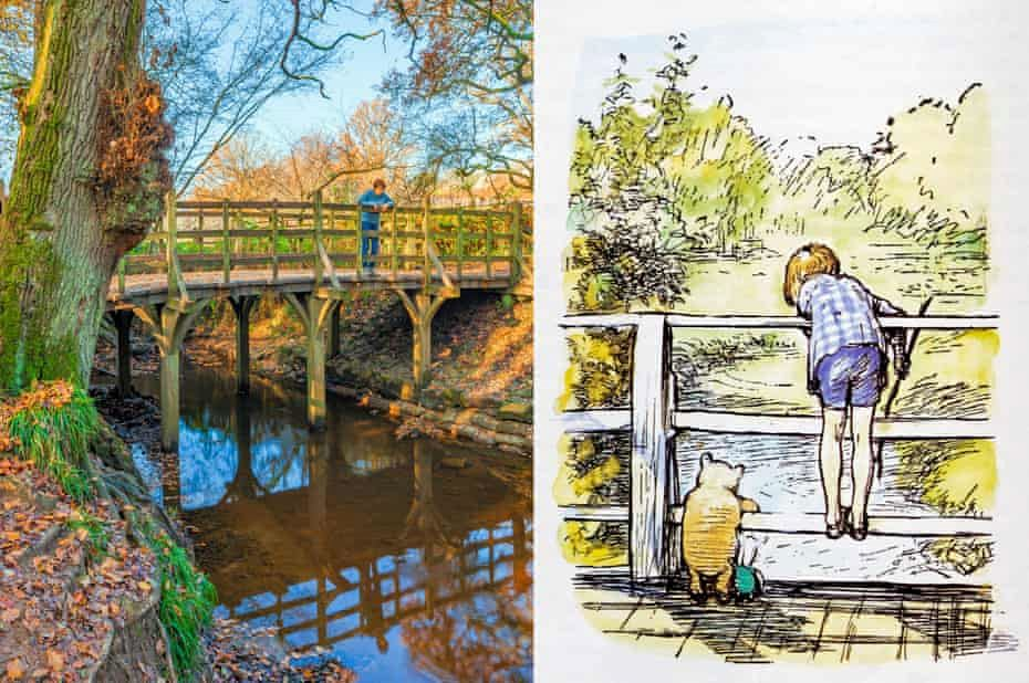 uk bridge which inspired winnie the ipoh stories is auctioned for rm745,000!