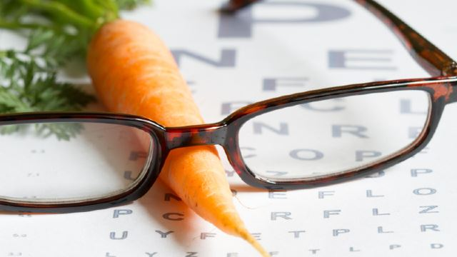 Do Carrots Really Improve Your Vision? Here's The Truth!