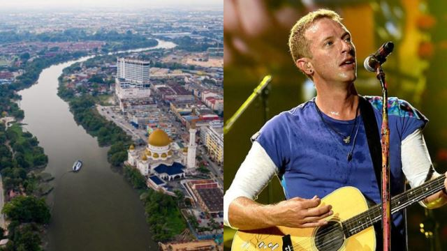 Coldplay Is Sponsoring A Vessel To Help Clean Malaysian Rivers!