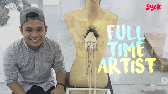 Full-Time Artist | Joy (Sculpture Artist)