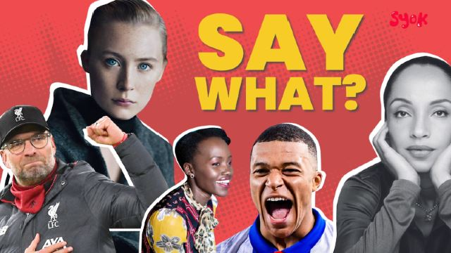 Say What? Ep. 1: Celebrity Names