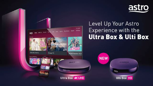 Your Ultimate Viewing Experience Awaits With The New Astro Ulti Box!