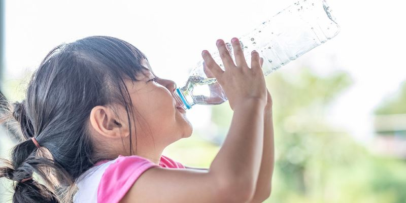 here are the benefits of mineral water
