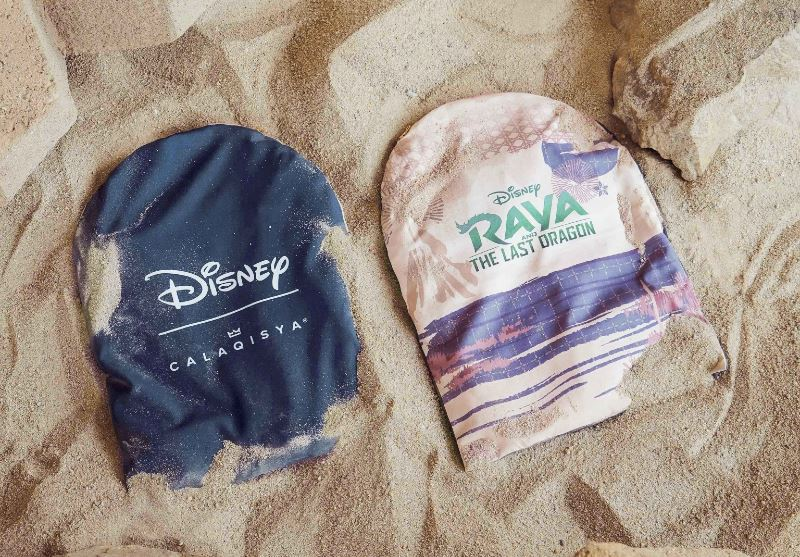 calaqisya launches exclusive disney's raya and the last dragon collection!