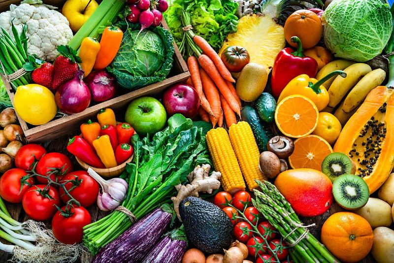 research reveals that 8 weeks of diet rich in fruits and veggies can improve heart health