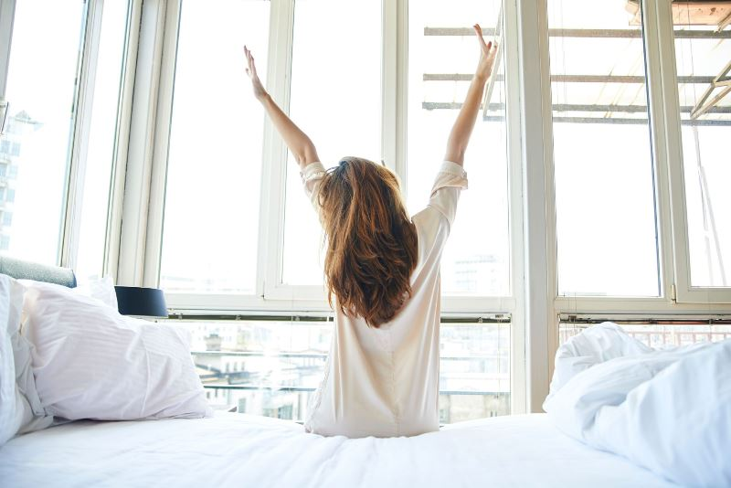 here are 5 secrets to a productive morning routine!