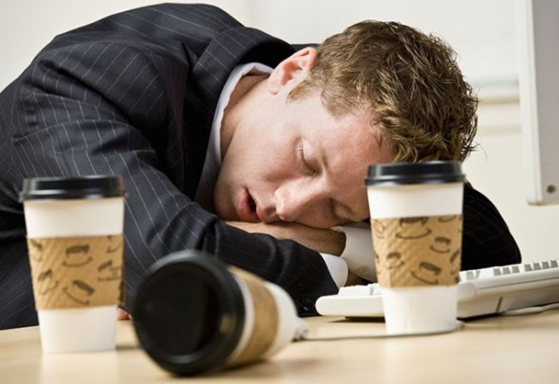 coffee doesn't wake you up but it makes you tired instead? here's why!