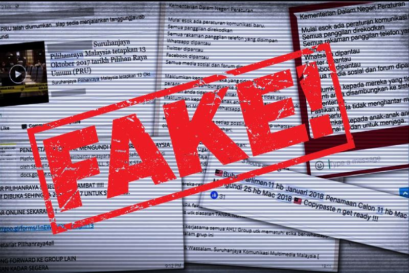 spreading fake news is harmful! and here's why...