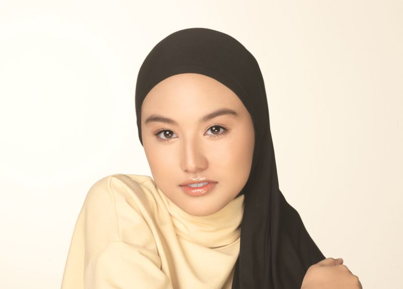 after yuna, malaysian singer layla sania featured on new york's times square billboard
