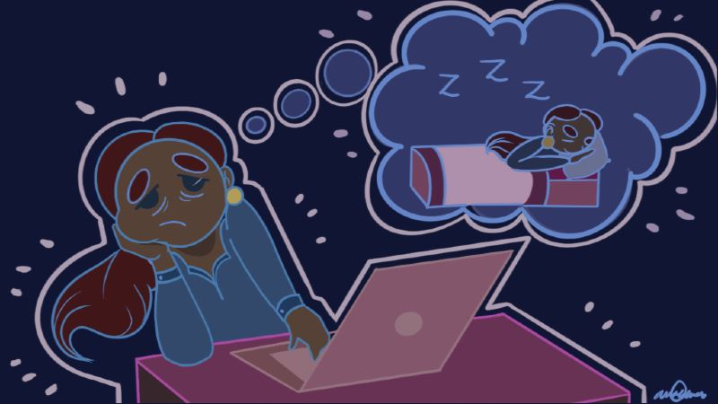 the long-term effects of sleep deprivation is real!