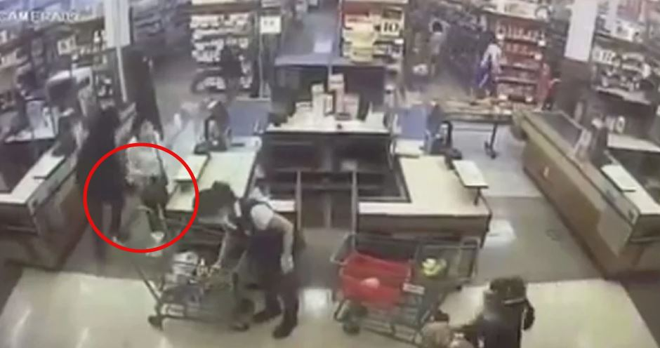 viral video of snatch theft actually happened in los angeles, not penang!