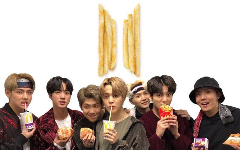 m'sian twitter was all about the az vaccine and bts meal yesterday!