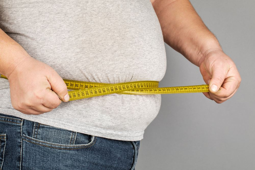 study finds that belly fat is more dangerous than being overweight