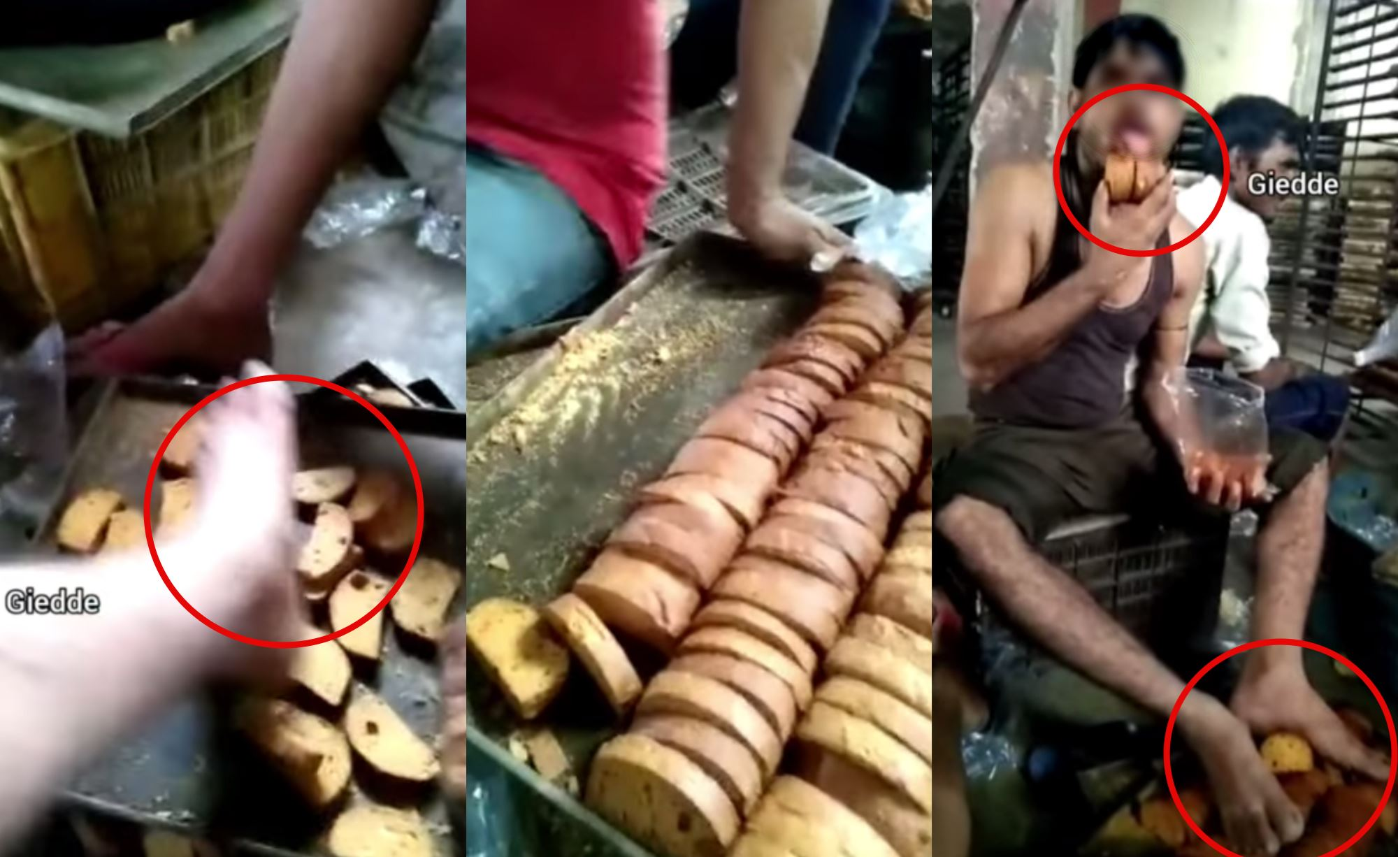 viral video of factory workers stepping and licking bread did not happen in malaysia