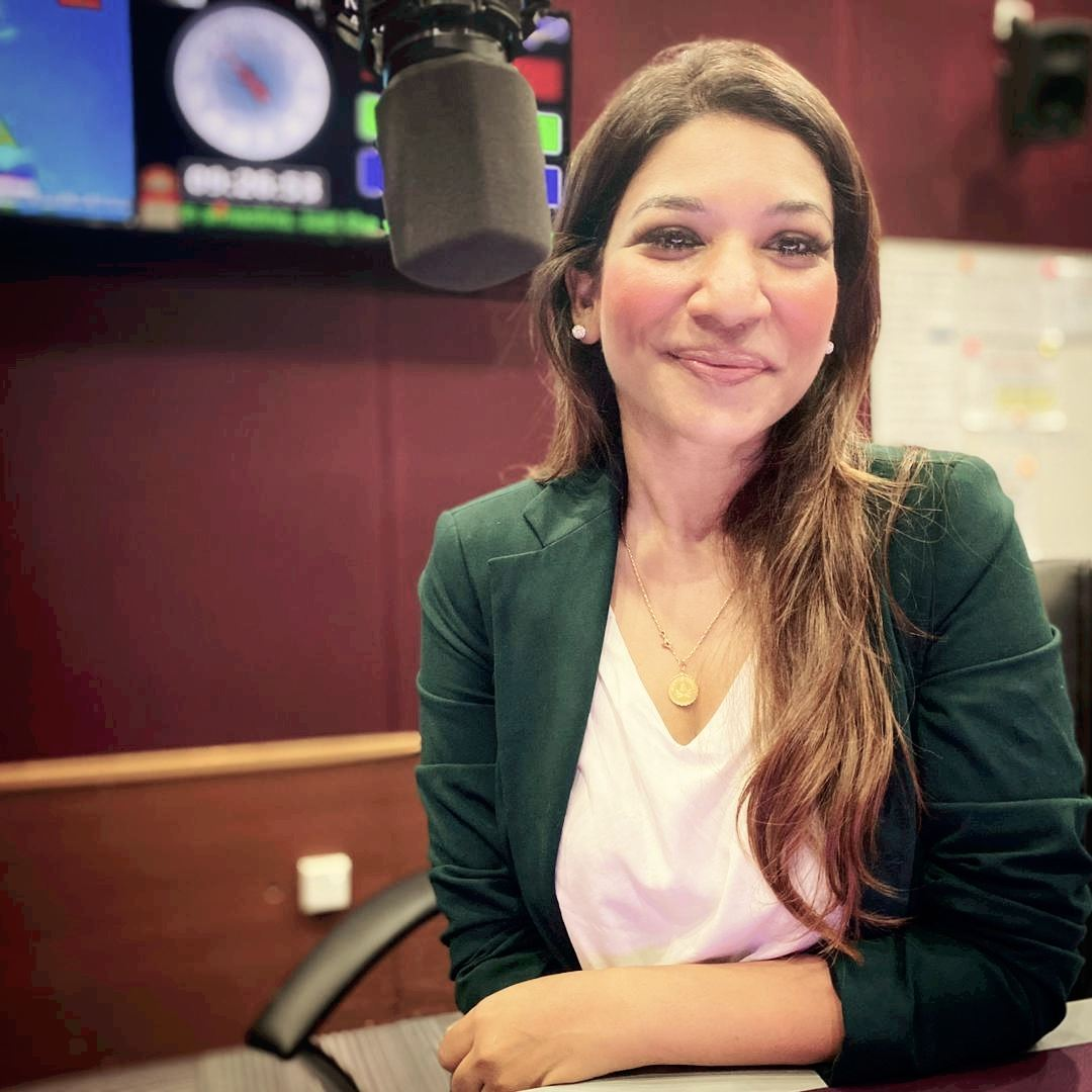tv host jelisa shanjana steps out of her comfort zone through her new podcast, wonder women