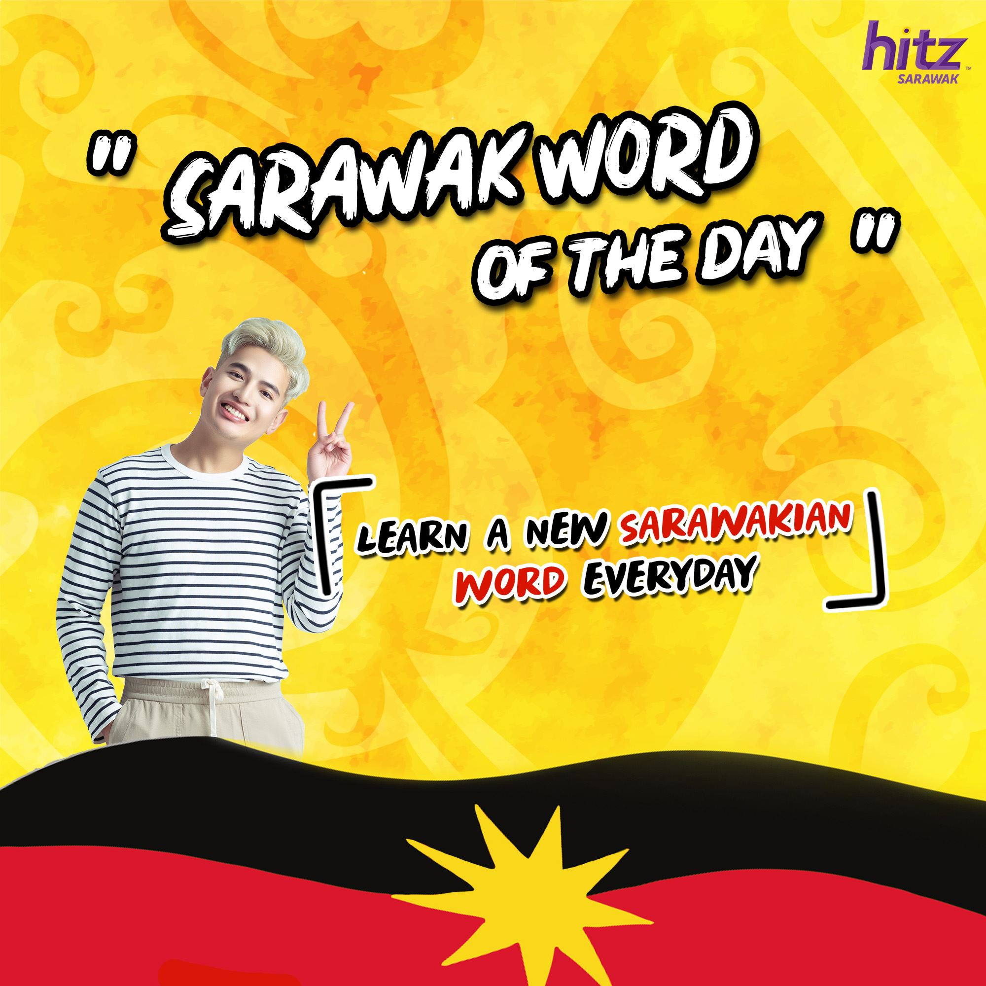 Sarawak Word Of The Day