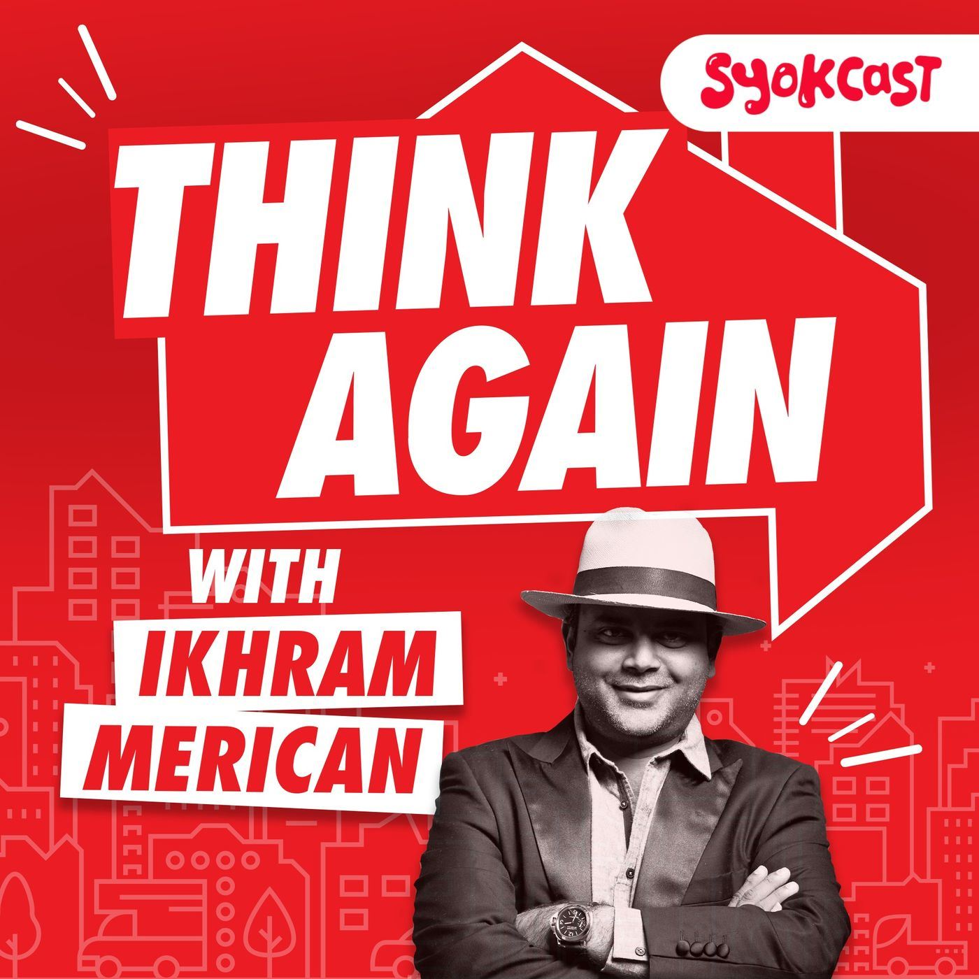 Think Again With Ikhram Merican