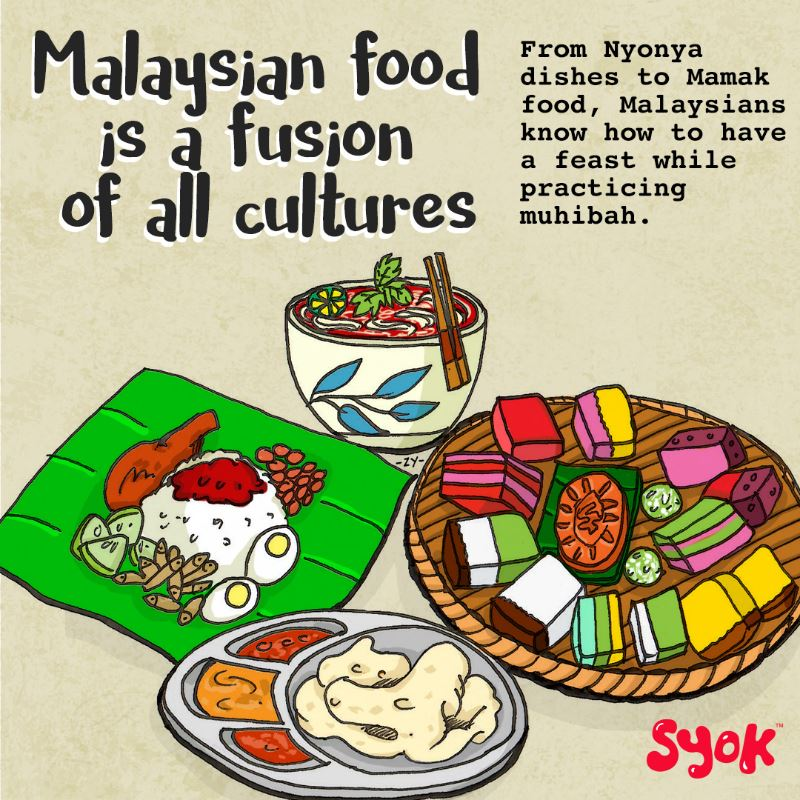 7 things you should know about malaysian culture