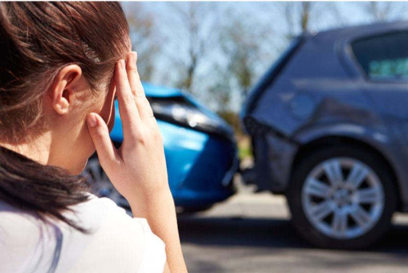 alamak! what to do in an accident?