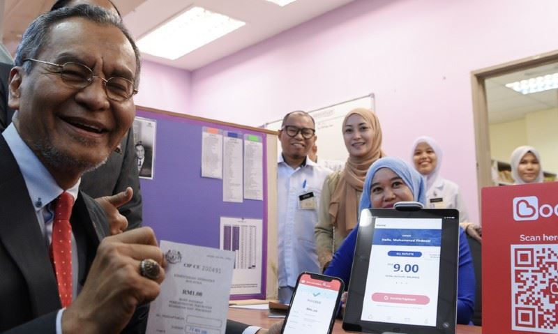 clinics to soon accept cashless payments