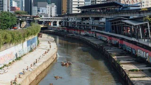 Klang River: A Makeover