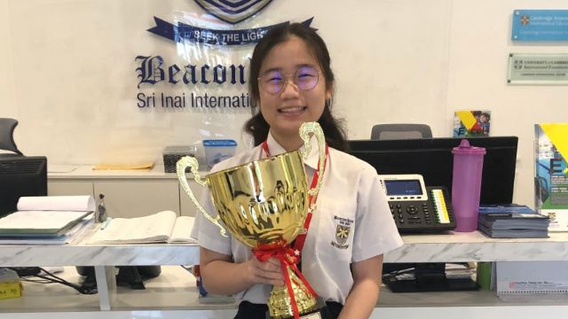 Math Whizz Emerges As Champ