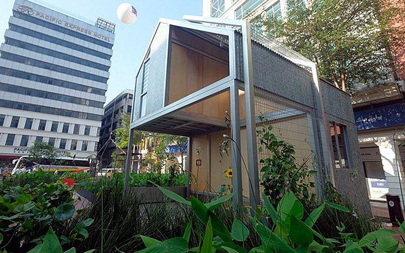 macro plans, micro houses